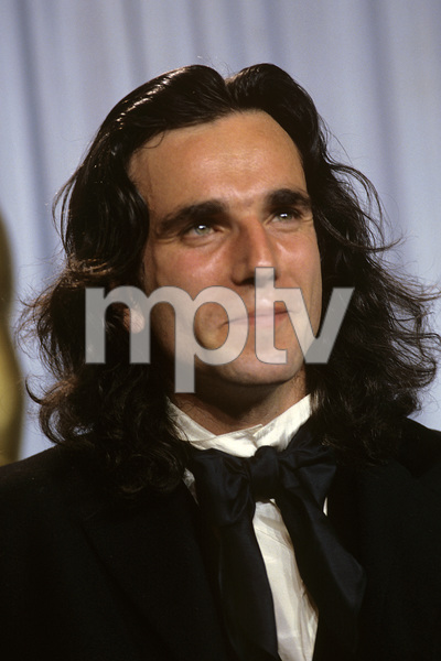 """""""The 62nd Annual Academy Awards""""Daniel Day-Lewis1990 © 1990 Gunther - Image 10550_0002"""