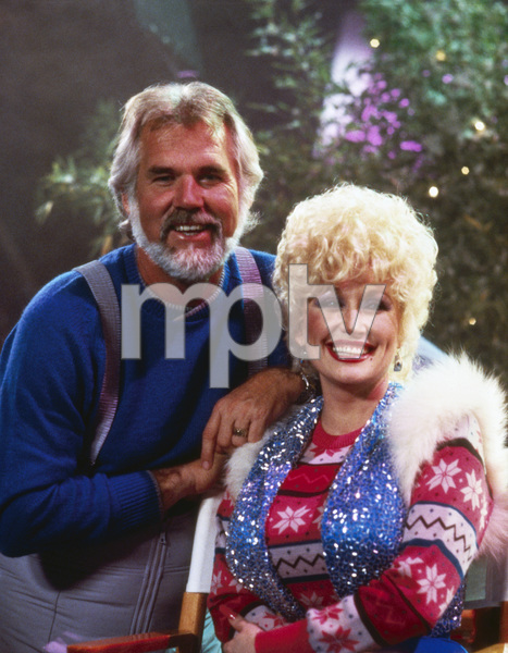 """Kenny & Dolly: A Christmas to Remember""Kenny Rogers, Dolly Parton1984** I.V.M. - Image 10575_0067"