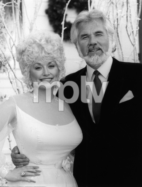 """""""Kenny & Dolly: A Christmas to Remember""""Kenny Rogers, Dolly Parton1984** I.V.M. - Image 10575_0071"""