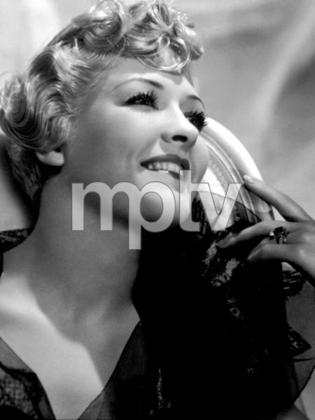 Laura La Plantac. 1948Photo by George Hurrell - Image 10610_0002