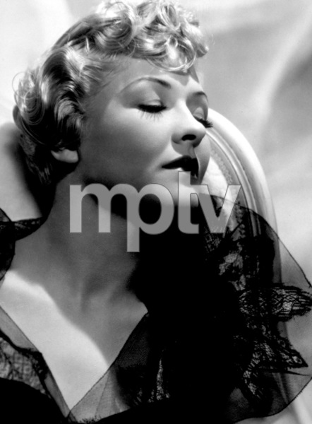 Laura La Plantac. 1948Photo by George Hurrell - Image 10610_0003