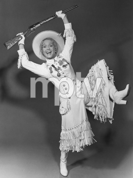 """Civic Light Opera: Annie Get Your Gun""Debbie Reynolds1977 © 1978 Eric Skipsey - Image 10631_0002"