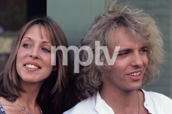 Peter Frampton and Sandy Farina1977 © 1978 Ulvis Alberts - Image 10664_0001
