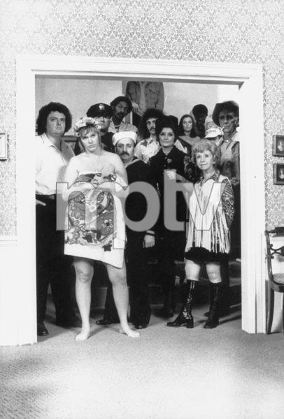 Randy NewmanPhoto taken for a promotional filmfor Warner Brothers RecordsDecember 1971 © 1978 Ed ThrasherMPTV - Image 10673_0004