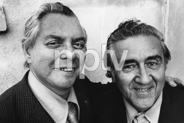 Jerry Siegel and Joe Shuster (creators of Superman character for the original comics) 1979 © 1979 Ulvis Alberts - Image 10674_0014