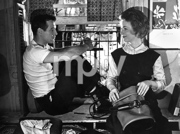 """""""The Hustler""""Paul Newman, Piper Laurie1961 20th Century Fox** I.V. - Image 10712_0022"""