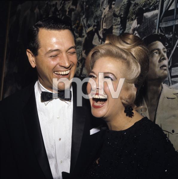 """The 35th Annual Academy Awards""Rock Hudson1963 © 1978 Bernie Abramson - Image 10724_0026"