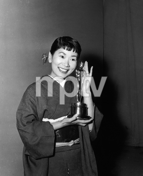 """The 30th Annual Academy Awards""Miyoshi Umeki1958** I.V. - Image 10764_0042"