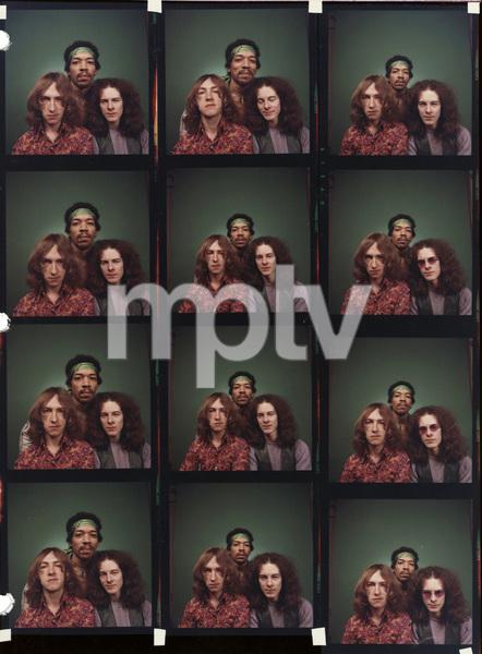 Jimi Hendrix, Mitch Mitchell and Noel Redding 1969 © 1978 Ed Thrasher - Image 10778_0049