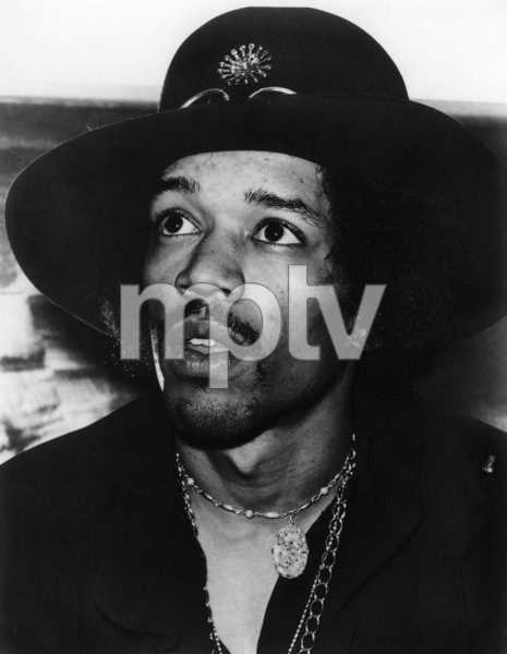 Jimi Hendrixcirca 1960s** I.V.M. - Image 10778_0051