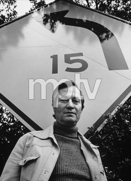 """Moving Violation"" Executive producer Roger Corman1976 20th Century Fox Photo by Wynn Hammer - Image 10789_0001"
