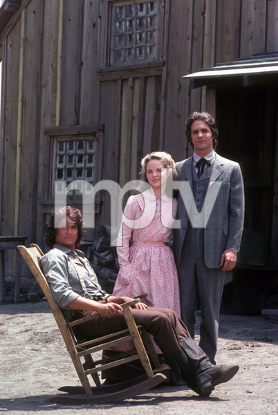 """Little House on the Prairie""Michael Landon, Melissa Sue Anderson, Linwood Boomer1979 © 1979 Gene Trindl - Image 10790_0013"