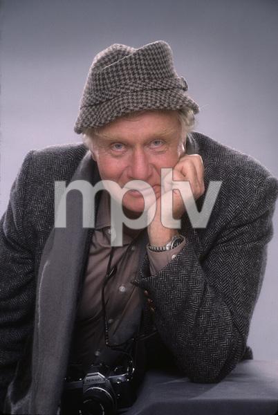 "George Gaynes for ""Punky Brewster""1984© 1984 Mario Casilli - Image 10795_0022"