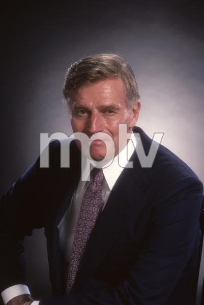 """The Colbys""Charlton Heston1985 © 1985 Mario Casilli - Image 10831_0057"