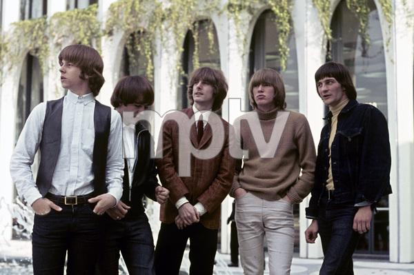 The Byrds (Roger McGuinn, Gene Clark, David Crosby, Chris Hillman, Michael Clarke)1965 © 1978 Gunther - Image 10839_0002