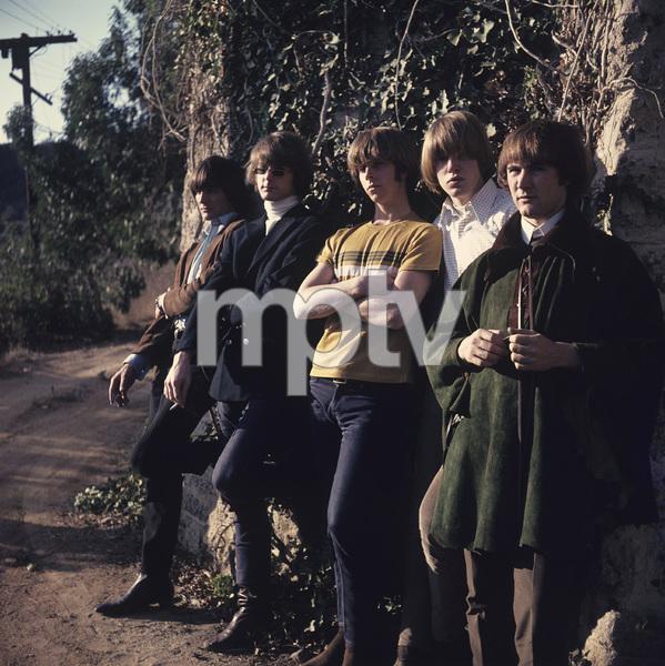 The Byrds (Roger McGuinn, Gene Clark, David Crosby, Chris Hillman, Michael Clarke)1965 © 1978 Gunther - Image 10839_0005