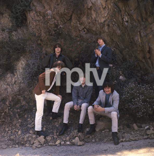 The Byrds (Roger McGuinn, Gene Clark, David Crosby, Chris Hillman, Michael Clarke)1965 © 1978 Gunther - Image 10839_0006