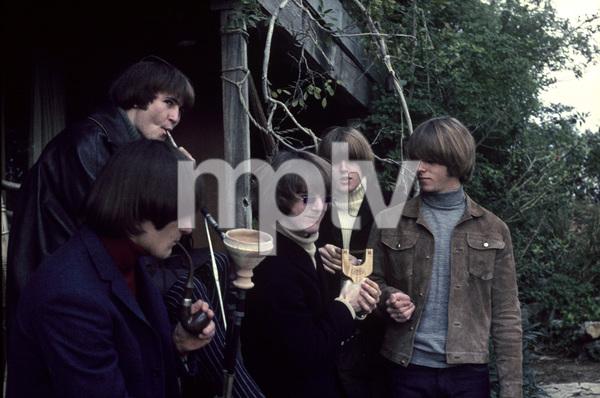 The Byrds (Roger McGuinn, Gene Clark, David Crosby, Chris Hillman, Michael Clarke)1965 © 1978 Gunther - Image 10839_0008