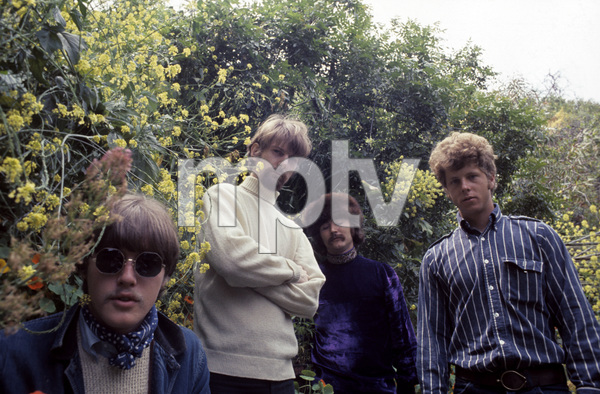 The Byrds (Roger McGuinn, Gene Clark, David Crosby, Chris Hillman) 1967 © 1978 Gunther - Image 10839_0014