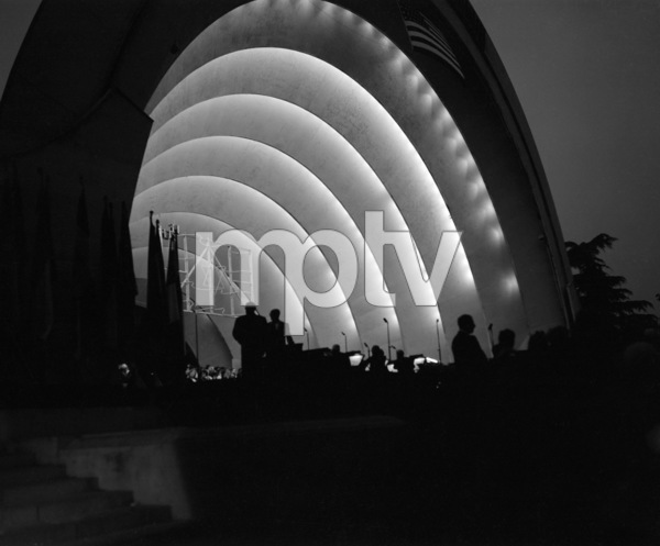 The Hollywood Bowl1951© 1978 Sid Avery - Image 10852_0001