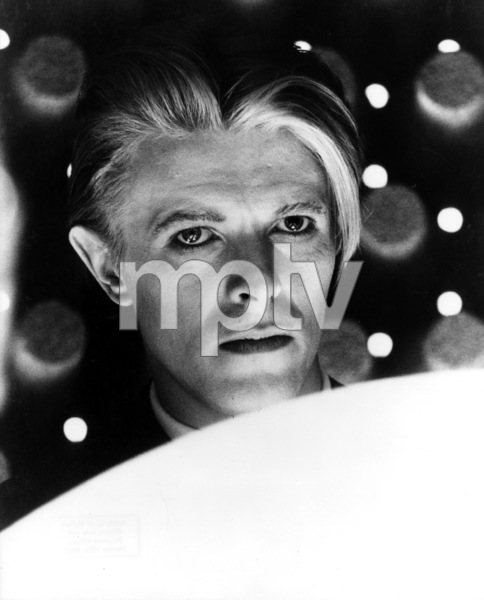 """""""The Man Who Fell to Earth""""David Bowie1976 British Lion Film Corporation** I.V. - Image 10883_0028"""