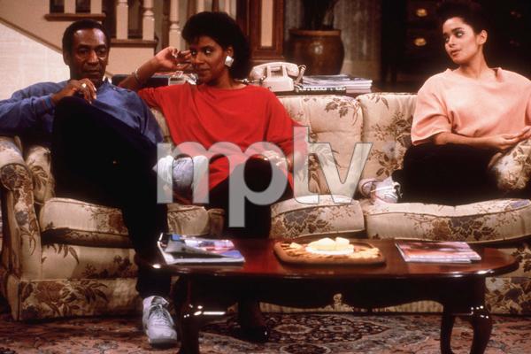 """Cosby Show, The""Bill Cosby, Phylicia Rashad, Lisa BonetC. 1985 NBC © 1985 Gene TrindlMPTV - Image 10894_0021"