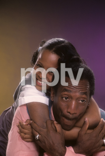 """""""The Cosby Show""""Tempestt Bledsoe, Bill Cosby1984 © 1984 Mario Casilli - Image 10894_0043"""