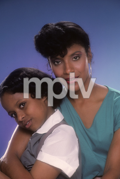 """""""The Cosby Show""""Tempestt Bledsoe, Phylicia Rashad1984 © 1984 Mario Casilli - Image 10894_0089"""