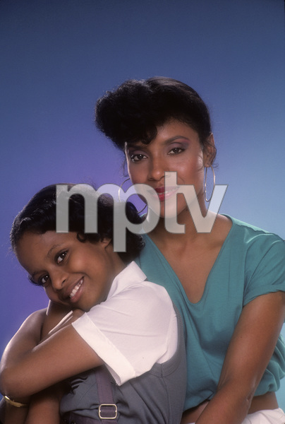 """""""The Cosby Show""""Tempestt Bledsoe, Phylicia Rashad1984 © 1984 Mario Casilli - Image 10894_0117"""