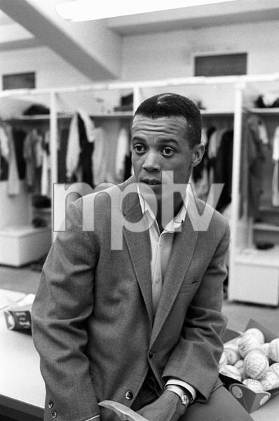 Maury Wills1966 © 1978 Bud Gray - Image 10900_0002