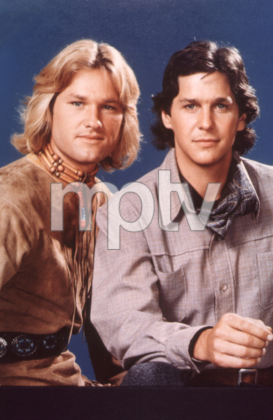 """""""The Quest""""Kurt Russell & Tim Matheson1978Photo By Herb Ball - Image 11055_0001"""