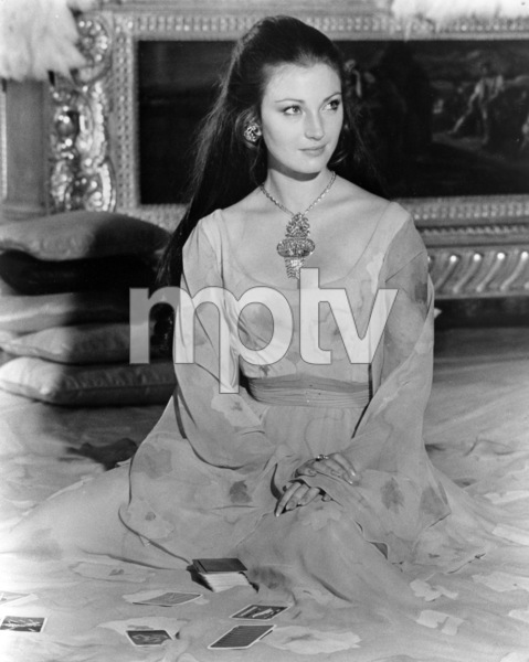 """Jane Seymour in """"Live and Let Die""""1973 United Artists** I.V / M.T. - Image 11063_0021"""