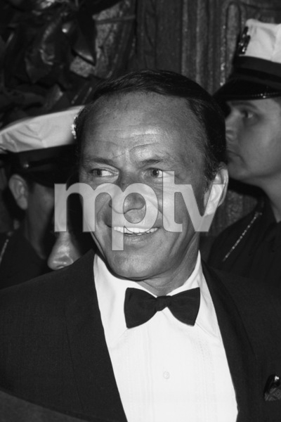 "Frank Sinatra at the premiere of ""Cleopatra""1963 © 1978 Chester Maydole - Image 11078_0014"