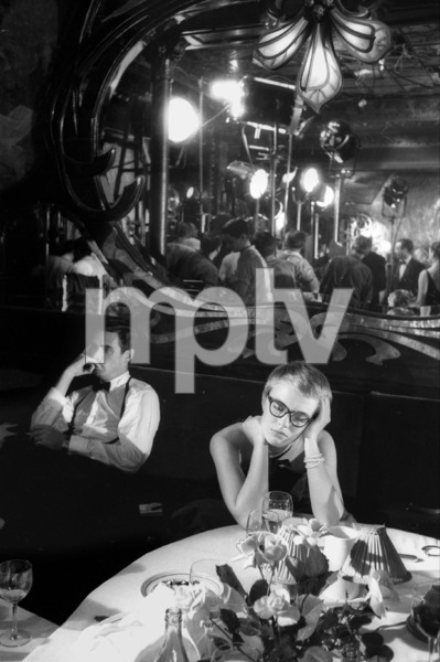 """""""Bonjour Tristesse""""Jean Seberg during the filming1957 © 1978 Bob Willoughby - Image 11102_0013"""