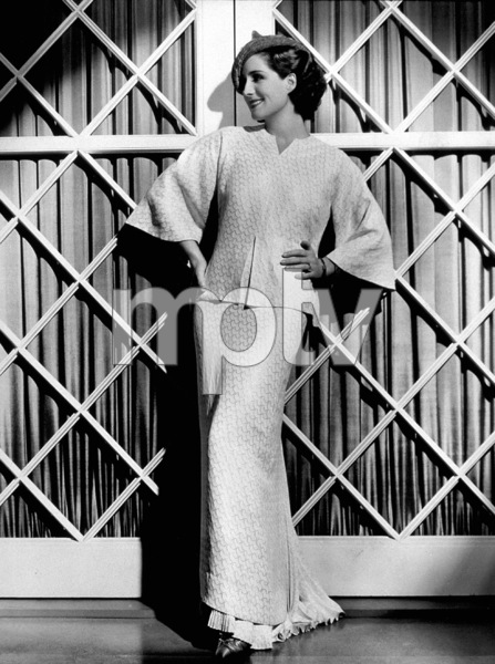Norma Shearer1937Photo by George Hurrell - Image 1114_0808