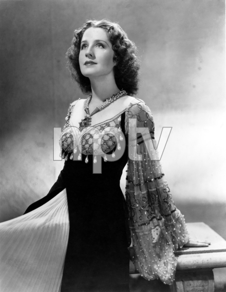 """Norma Shearer in """"Romeo and Juliet""""1936 MGM** I.V. / M.T. - Image 1114_0997"""