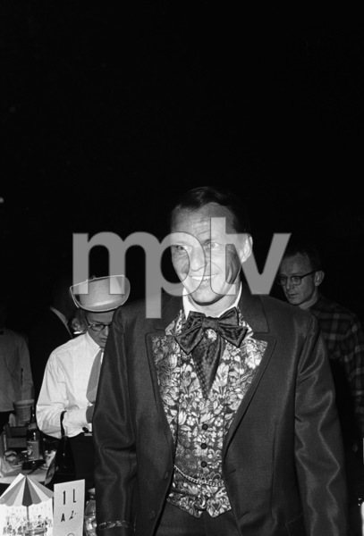 Frank Sinatra at a Share Party1963 © 1978 David Sutton - Image 11165_0003