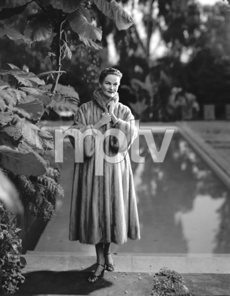 Doris Duke1953 © 1978 Wallace Seawell - Image 11209_0014