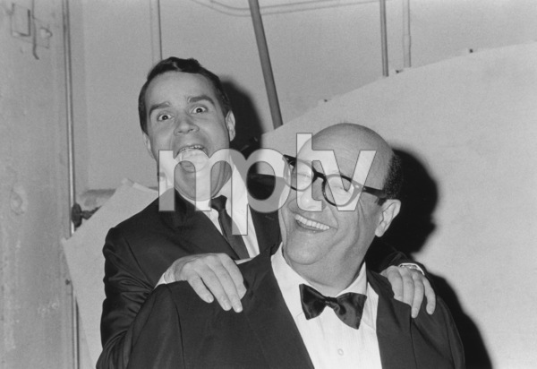 Rich LittleWith Jackie LeonardCirca 1964 © 1978 Kim Maydole Lynch - Image 11210_0021