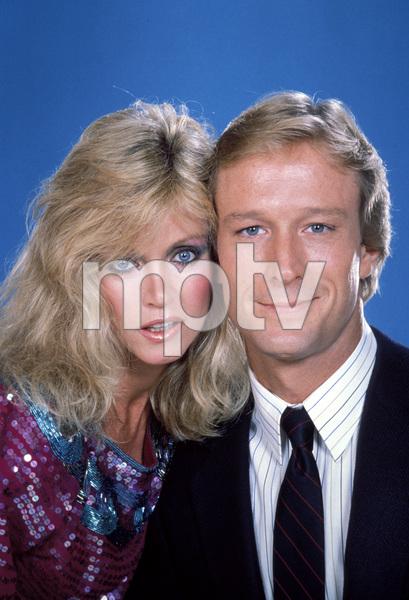 """Knots Landing""Donna Mills, Ted Shackelford1983 © 1983 Gene Trindl - Image 1130_0012"