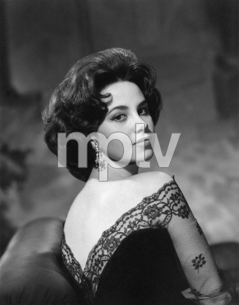 Trish Hiltoncirca 1957© 1978 Wallace Seawell - Image 11345_0003