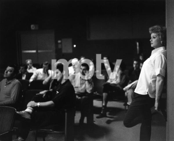Lucille Ball at a Desilu workshop circa 1960s© 1978 David Sutton - Image 1135_0003
