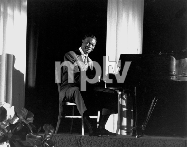 "Nat King Cole""St. Louis Blues"" 1958 © 1978 Bill Avery - Image 1138_0004"