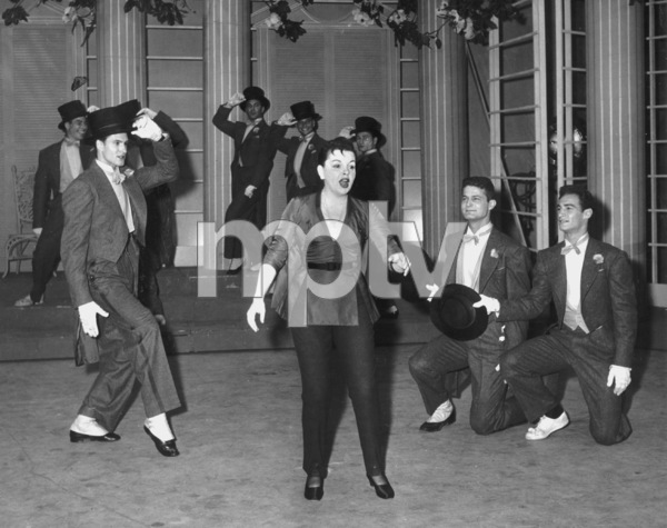 """Ford Star Jubilee""Judy Garland 1955 CBS Photo by Gabi Rona/** I.V. - Image 11475_0003"