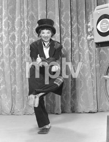 Judy Garland, CBS-TV, 1955, I.V. - Image 11475_0004