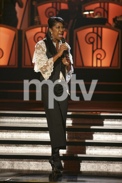 Natalie Cole performing live at the Kodak Theater in Hollywood for an Aretha Franklin Tribute 2006© 2006 Michael Jones - Image 11486_0013