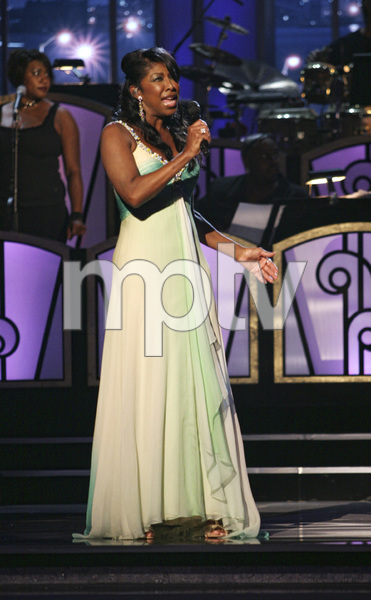 Natalie Cole performing live at the Kodak Theater in Hollywood for an Aretha Franklin Tribute 2006© 2006 Michael Jones - Image 11486_0024