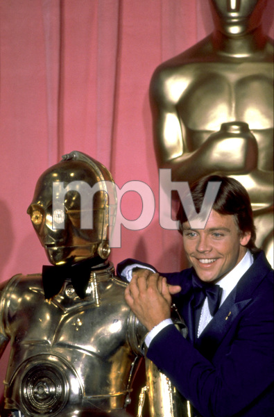 """The 50th Annual Academy Awards""C-3PO, Mark Hamill1978 © 1978 Gunther - Image 11513_0021"