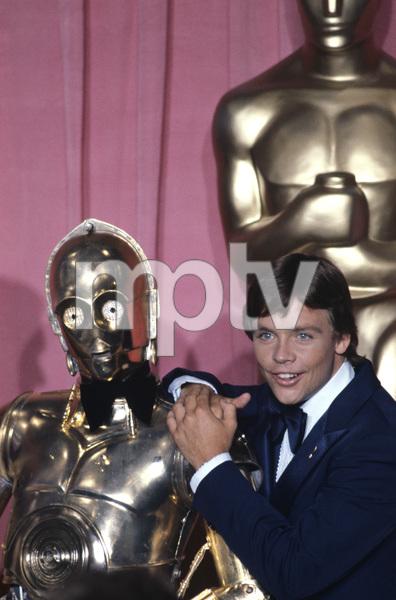 """The 50th Annual Academy Awards""C-3PO, Mark Hamill1978 © 1978 Gunther - Image 11513_0047"