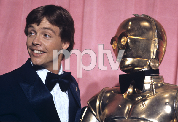 """The 50th Annual Academy Awards""C-3PO, Mark Hamill1978 © 1978 Gunther - Image 11513_0051"